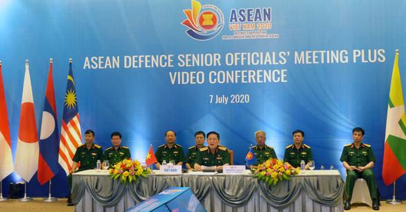 Hội nghị quan chức quốc phòng ASEAN có 8 nước ngoài ASEAN tham dự - Ảnh 1.