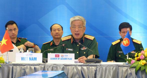 Hội nghị quan chức quốc phòng ASEAN có 8 nước ngoài ASEAN tham dự - Ảnh 3.