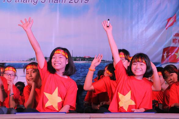 Tìm kiếm ý tưởng sinh viên bảo vệ chủ quyền, phát triển biển đảo Tổ quốc - Ảnh 1.