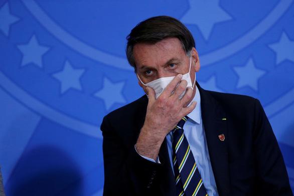 Tổng thống Brazil thông báo mình đã mắc COVID-19 - Ảnh 1.