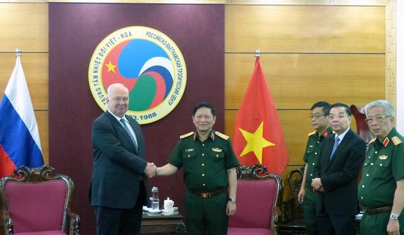 Tăng cường hợp tác quốc phòng, kỹ thuật quân sự với Nga - Ảnh 1.