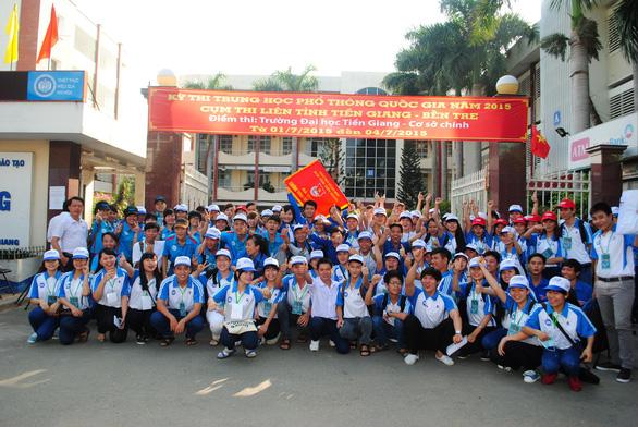 Trường Đại học Tiền Giang : Tuyển sinh 4 ngành học mới, xét tuyển linh hoạt , cơ hội trúng tuyển cao - Ảnh 1.
