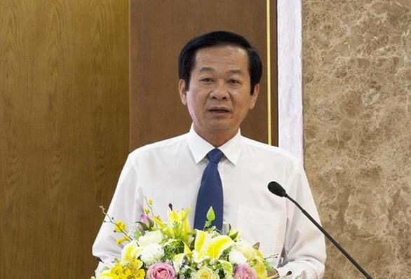 Ông Đỗ Thanh Bình được bầu giữ chức chủ tịch UBND tỉnh Kiên Giang - Ảnh 1.