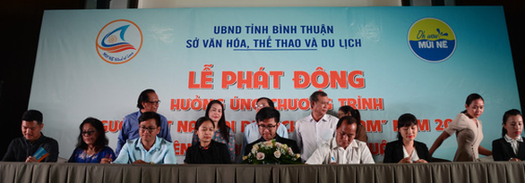 Bình Thuận và Lâm Đồng sẽ liên kết du lịch với mức giá ưu đãi - Ảnh 1.