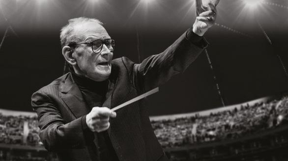 Vĩnh biệt  Ennio Morricone - Bậc thầy của nhạc phim - Ảnh 1.