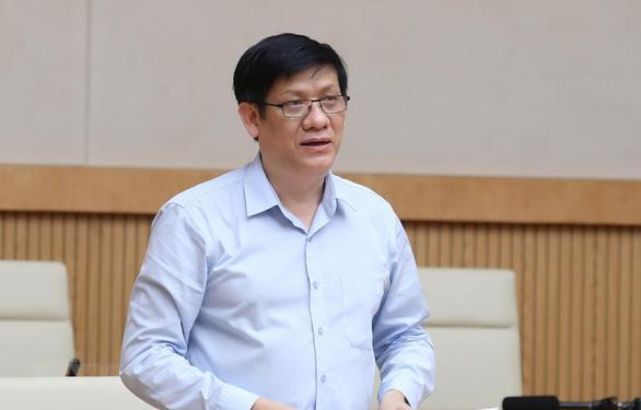Ông Nguyễn Thanh Long làm quyền Bộ trưởng Bộ Y tế - Ảnh 1.