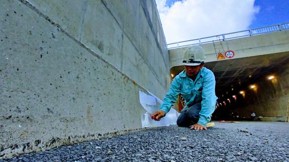Hoàn thành nhánh đường hầm thứ 2 nút giao thông An Sương - Ảnh 3.