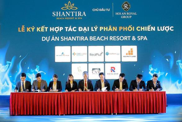 Shantira Beach Resort & Spa khai nhiệt bằng lễ ra quân dự án - Ảnh 2.