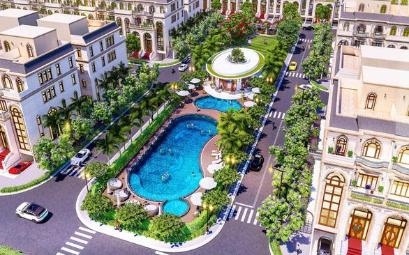 Sunlake Shop Villas Van Phuc City: Bản giao hưởng xanh bên hồ Đại Nhật - Ảnh 3.