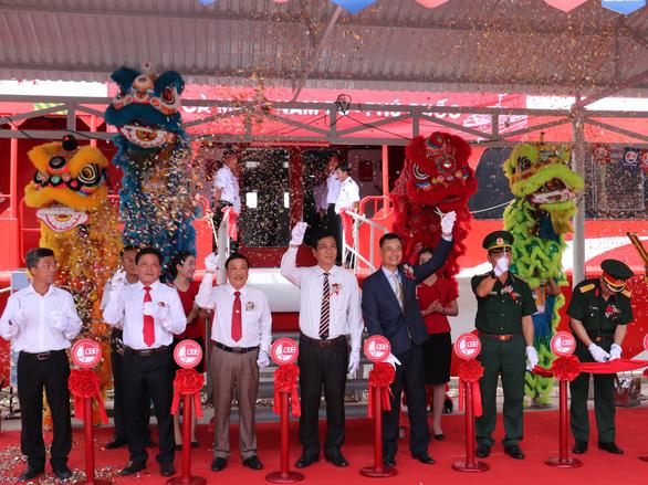 Khai trương tuyến tàu cao tốc du lịch biển đảo Cà Mau - Nam Du - Phú Quốc - Ảnh 2.