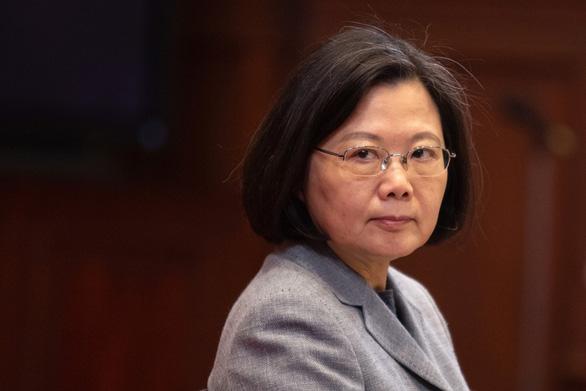 Bà Thái Anh Văn: Sẽ đáp trả nếu luật an ninh Hong Kong đụng tới Đài Loan - Ảnh 1.