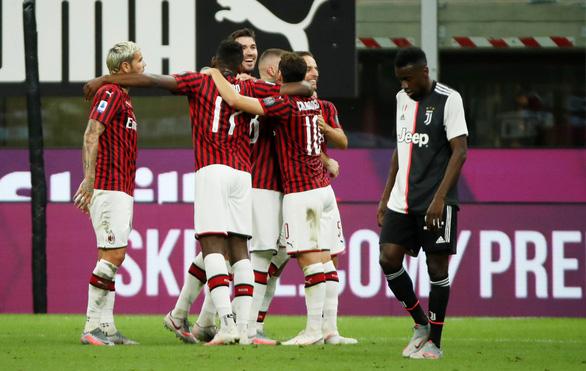 Ronaldo ghi bàn, Juventus vẫn thua ngược Milan dù dẫn trước 2-0 - Ảnh 4.