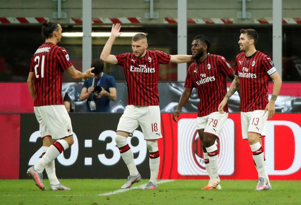 Ronaldo ghi bàn, Juventus vẫn thua ngược Milan dù dẫn trước 2-0 - Ảnh 3.