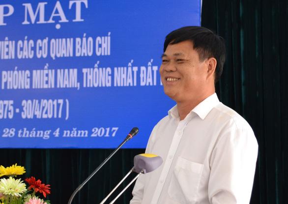 Bí thư Tỉnh ủy Phú Yên làm phó bí thư Đảng ủy khối các cơ quan trung ương - Ảnh 1.