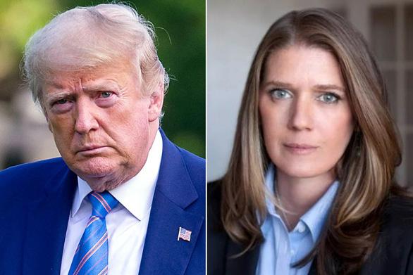 Hồi ký cháu gái Donald Trump: Gia đình tôi đã tạo ra người đàn ông nguy hiểm nhất thế giới - Ảnh 1.