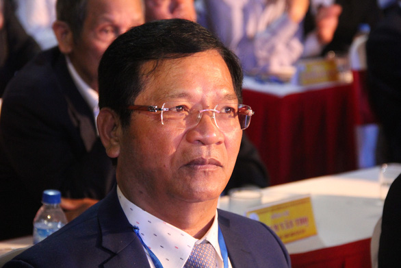 Thông tin Bộ Chính trị cho ông Lê Viết Chữ thôi chức bị tung lên mạng xã hội - Ảnh 1.