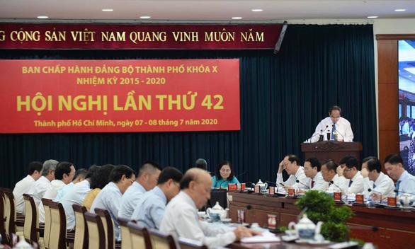 Bí thư Nguyễn Thiện Nhân: Để lại một đồng, TP.HCM sẽ tạo sản phẩm gấp 3 lần - Ảnh 1.