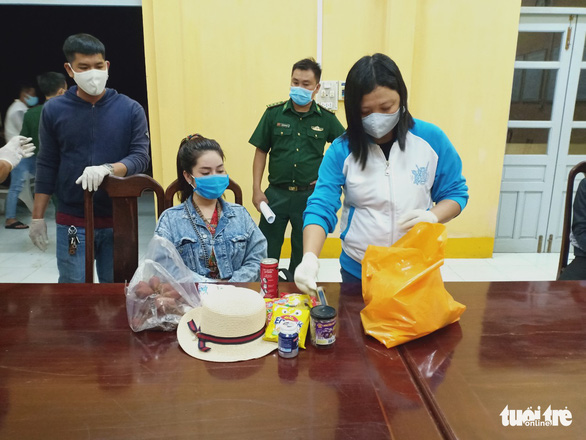 Bắt giữ 11 người nhập cảnh trái phép từ Campuchia về Việt Nam - Ảnh 3.