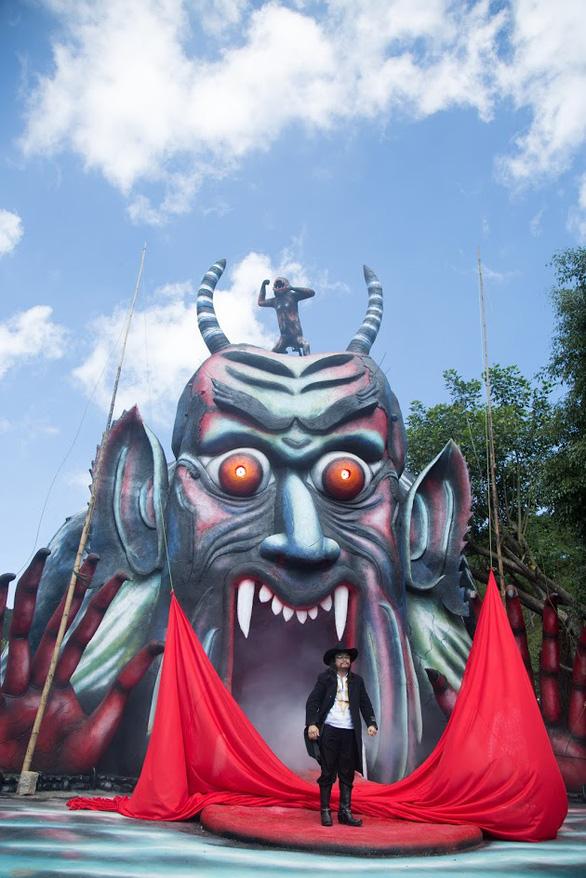 Khai trương Khu du lịch Quỷ Núi: thêm điểm tham quan cho du khách đến Đà Lạt - Ảnh 1.