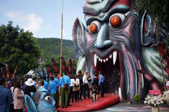 Khai trương Khu du lịch Quỷ Núi: thêm điểm tham quan cho du khách đến Đà Lạt - Ảnh 2.