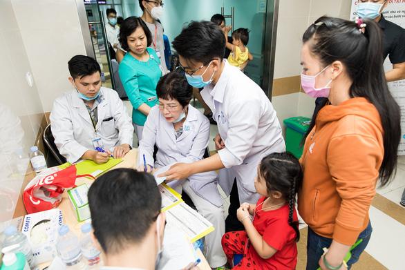 4 triệu Heo Vàng từ ví MoMo hỗ trợ 120 em mổ dị tật hàm mặt - Ảnh 1.
