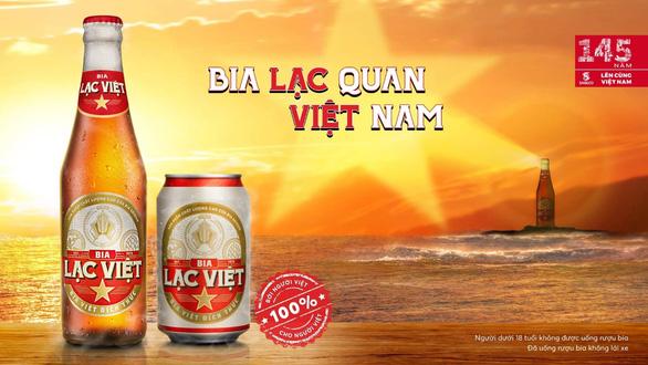 Bia Lạc Việt viết tiếp hành trình 145 năm của SABECO - Ảnh 2.