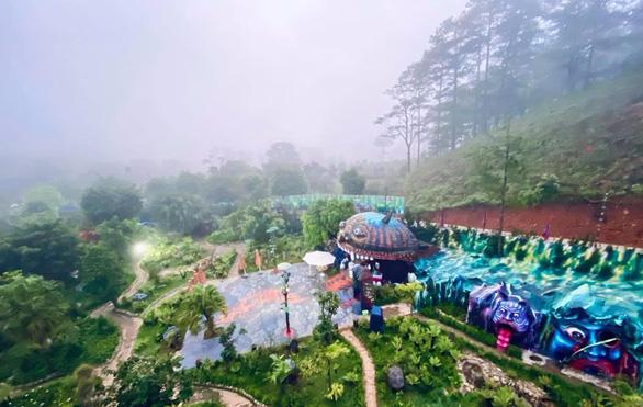 Khai trương Khu du lịch Quỷ Núi: thêm điểm tham quan cho du khách đến Đà Lạt - Ảnh 8.