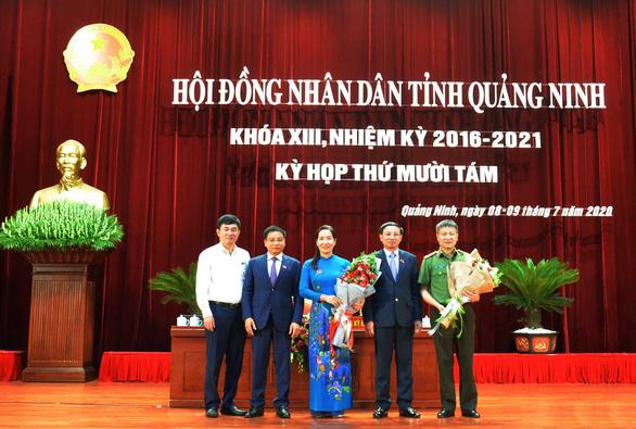 Quảng Ninh có tân phó chủ tịch tỉnh từng là nhà báo - Ảnh 1.