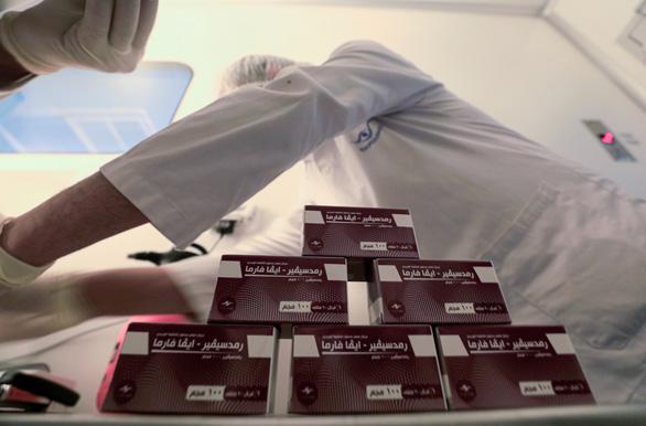 Ấn Độ bán thuốc Remdesivir chữa COVID-19 rẻ bèo - Ảnh 1.