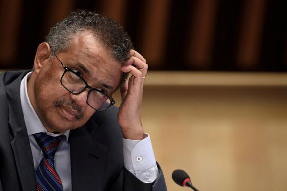 Tổng giám đốc WHO kêu gọi thế giới đoàn kết sau khi Mỹ rời đi - Ảnh 1.