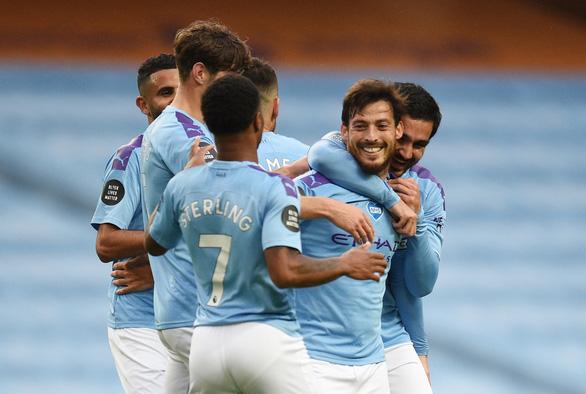 Man City vùi dập Newcastle 5-0 tại Etihad - Ảnh 2.