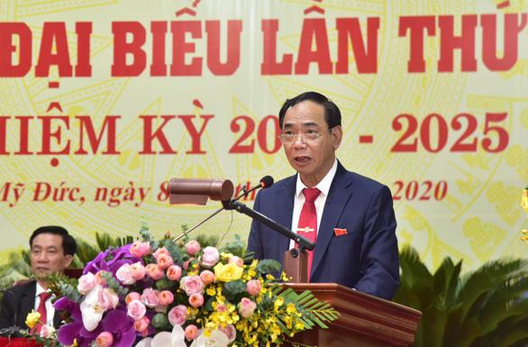 Bí thư Thành ủy Hà Nội: 'Không để phát sinh mới các vụ việc phức tạp ở Mỹ Đức' - Ảnh 2.