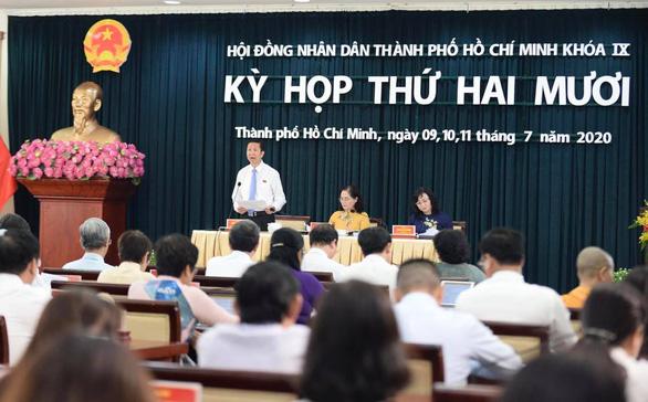 Bàn giải pháp gỡ khó thúc kinh tế TP.HCM phát triển - Ảnh 1.