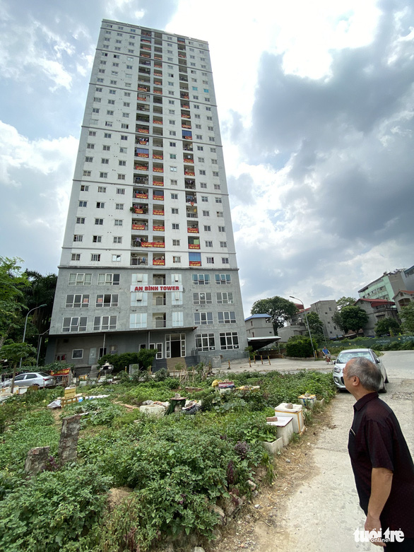 Chủ đầu tư nhận sai vụ 'chưa được giao đất đã xây chung cư 24 tầng bán cho dân vào ở' - Ảnh 2.