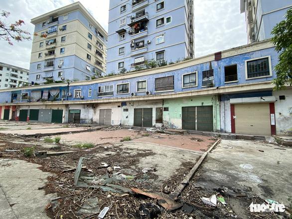 Dân chung cư đói nhà sinh hoạt cộng đồng - Ảnh 5.