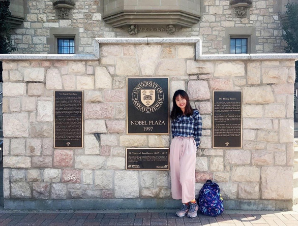 4 năm đại học, đi 3 nước bằng học bổng trao đổi sinh viên - Ảnh 1.