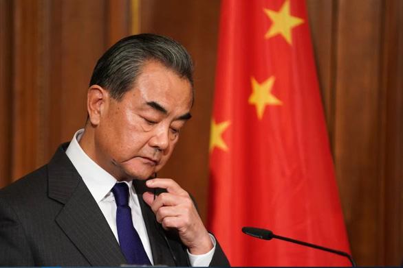 Ngoại trưởng Trung Quốc kêu gọi hòa giải Trung - Mỹ - Ảnh 1.