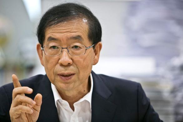 Đã tìm thấy thi thể thị trưởng Seoul Park Won Soon - Ảnh 2.