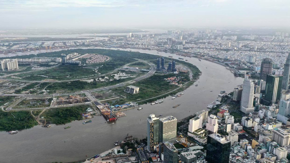 Tháng 9-2020 giao tiền, nền đất, căn hộ cho các hộ dân trong khu 4,3ha Thủ Thiêm - Ảnh 1.