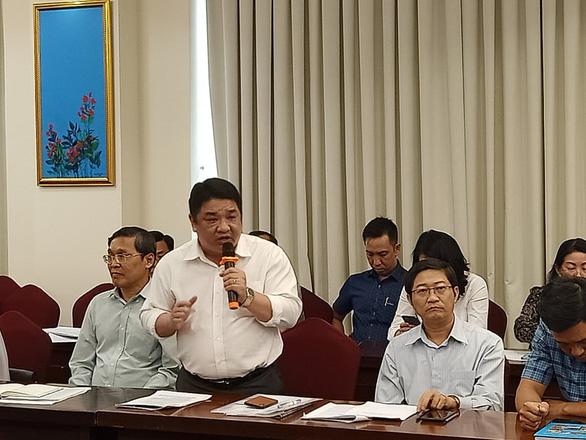 Phó giám đốc Sở GTVT TP.HCM: 'Vận tải công cộng phải được bao cấp' - Ảnh 1.