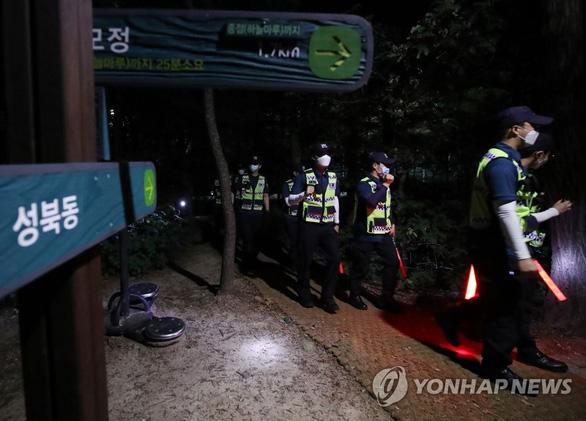 Đã tìm thấy thi thể thị trưởng Seoul Park Won-soon - Ảnh 1.