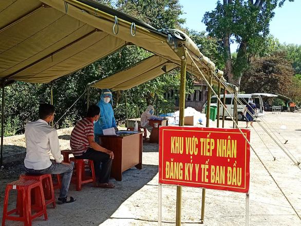 5 ca bệnh mới ở Quảng Nam là ai, đã đi những đâu? - Ảnh 2.