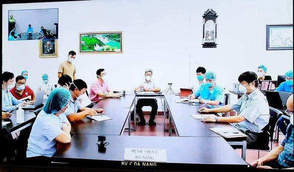 11.000 người đã đến Bệnh viện Đà Nẵng giai đoạn trở thành ổ d.ịch COVID-19 - Ảnh 1.