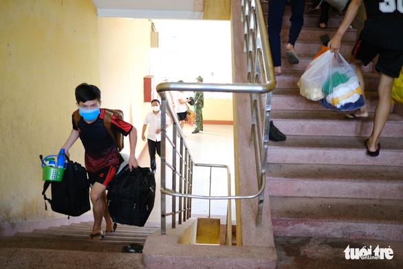 Đà Nẵng trưng dụng 300 phòng ký túc xá sinh viên làm nơi cách ly - Ảnh 2.