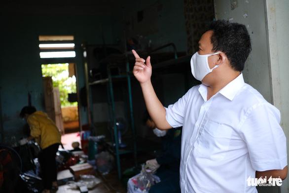 Đà Nẵng trưng dụng 300 phòng ký túc xá sinh viên làm nơi cách ly - Ảnh 3.