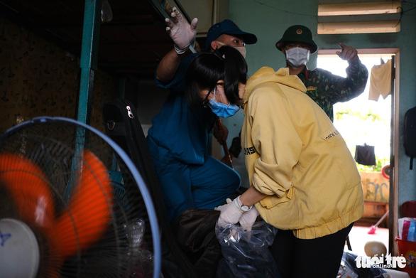 Đà Nẵng trưng dụng 300 phòng ký túc xá sinh viên làm nơi cách ly - Ảnh 1.