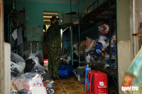 Đà Nẵng trưng dụng 300 phòng ký túc xá sinh viên làm nơi cách ly - Ảnh 6.