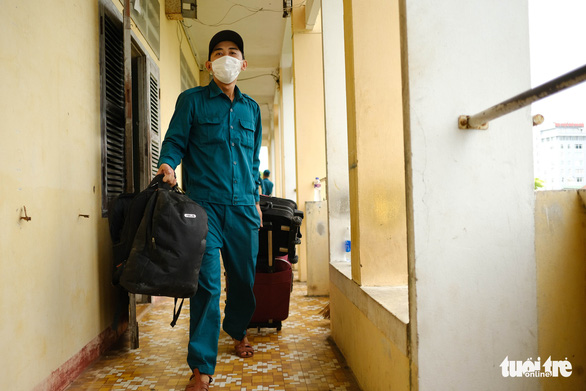 Đà Nẵng trưng dụng 300 phòng ký túc xá sinh viên làm nơi cách ly - Ảnh 7.