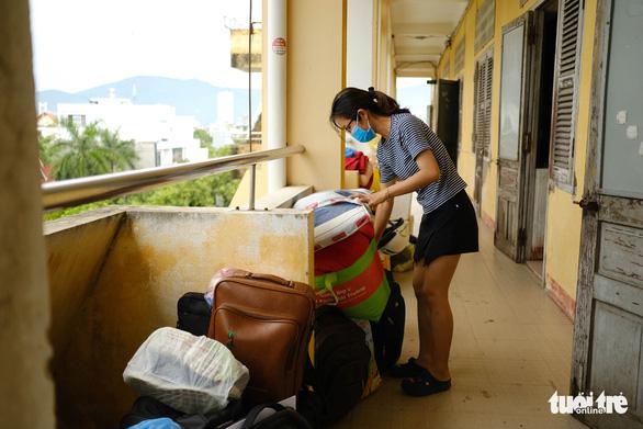 Đà Nẵng trưng dụng 300 phòng ký túc xá sinh viên làm nơi cách ly - Ảnh 8.