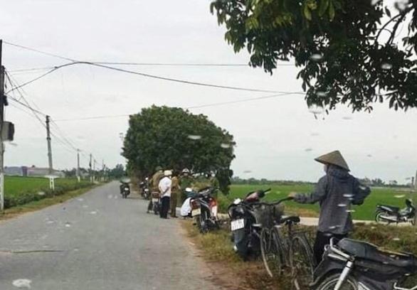Phong tỏa một thôn ở Thái Bình vì có người dương tính lần 1 với COVID-19 - Ảnh 1.